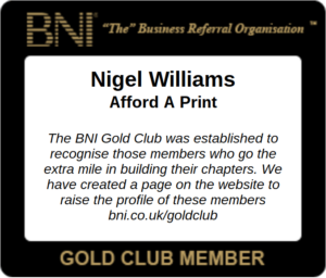 BNI Gold Club